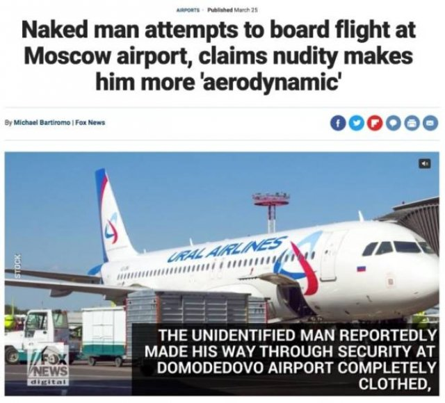 Believe It Or Not But These News Headlines Are Real