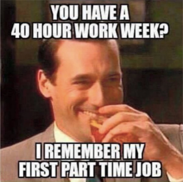 Work Fails And Wins
