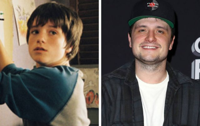 Actors Of Our Childhood Then And Now
