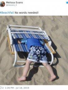 Beach Fails