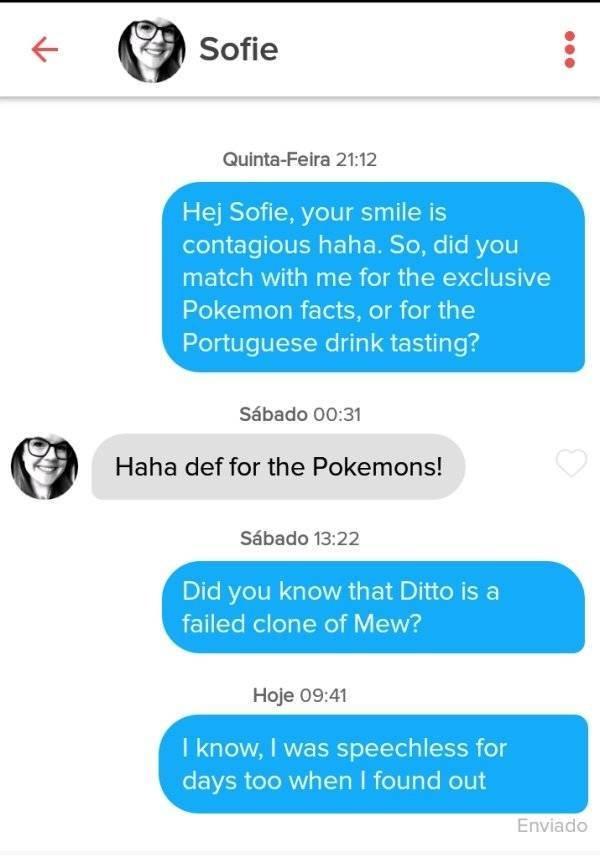 Awkward Dating Conversations