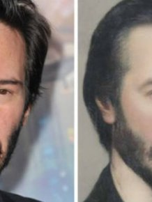 Classical Paintings Of Celebrities Created By AI