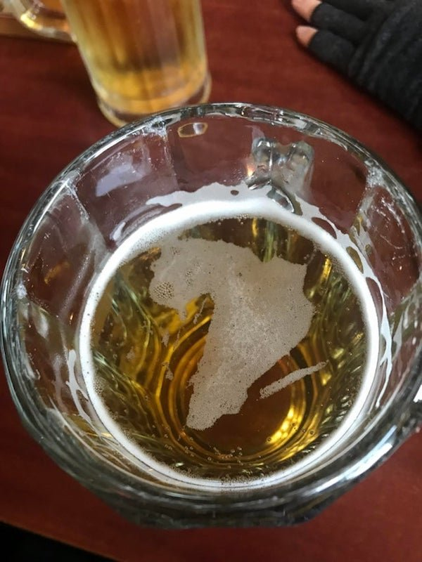 Your Beer Is Sending You A Message