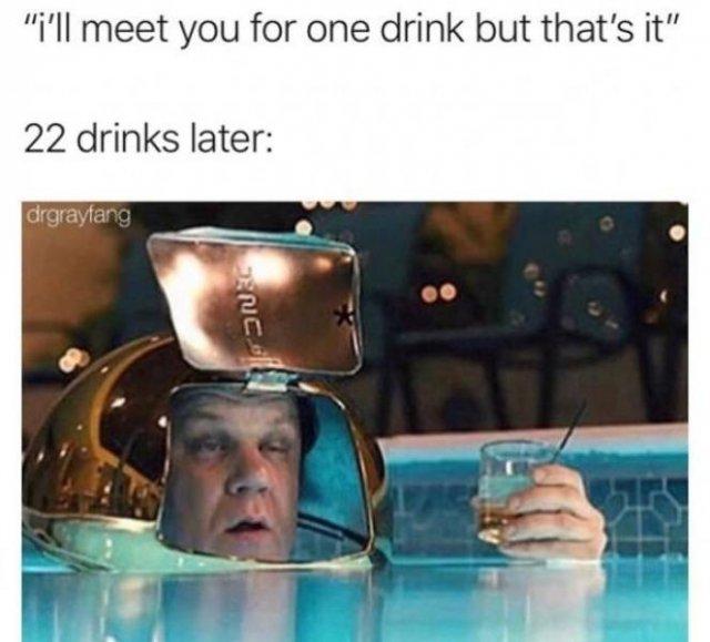 Pass The Bottle