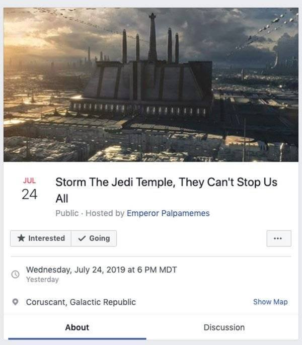Let's Storm Something