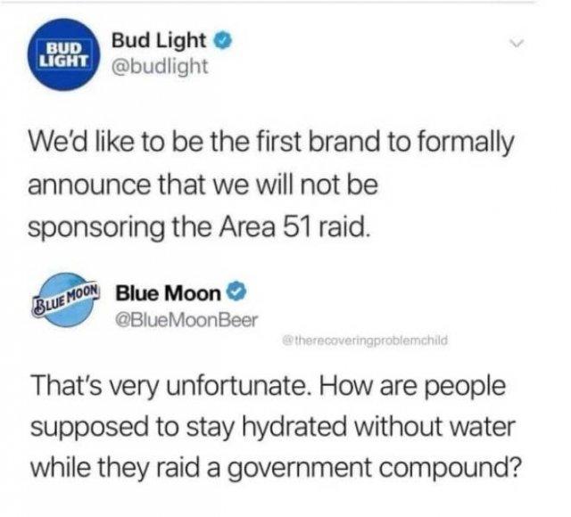 Great Internet Responses