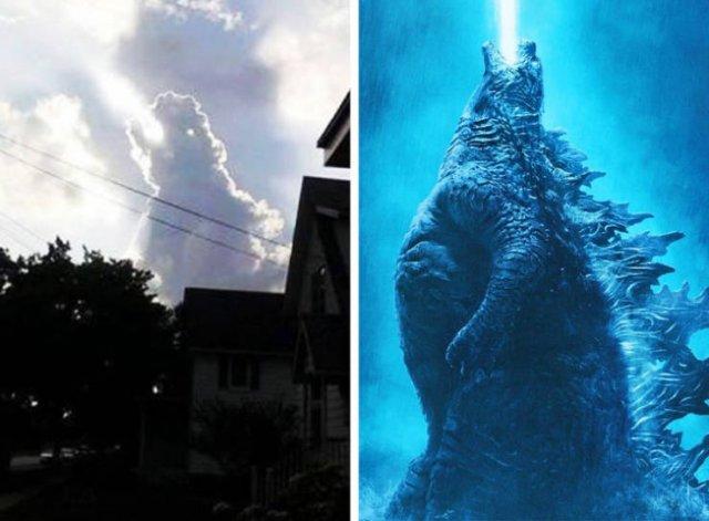 Cool Coincidences, part 3