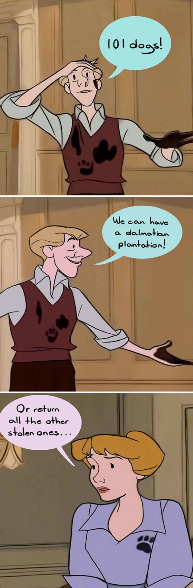 If Disney Movies Were Realistic