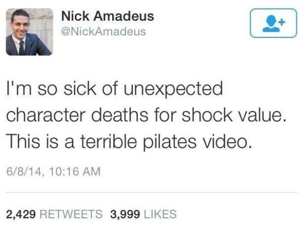 Perfect Tweets