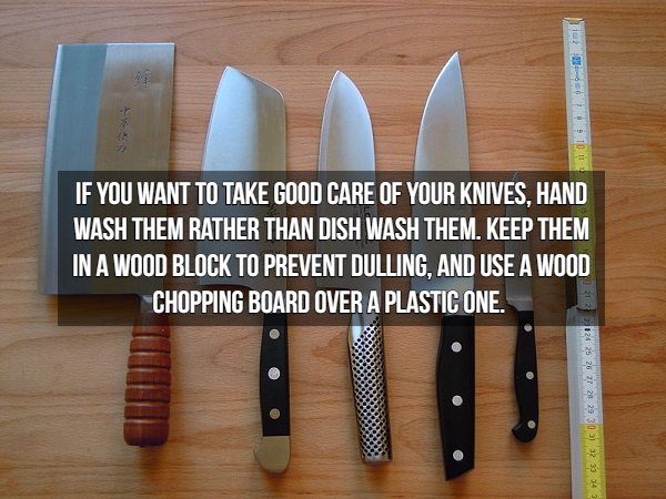 Cooking Lifehacks