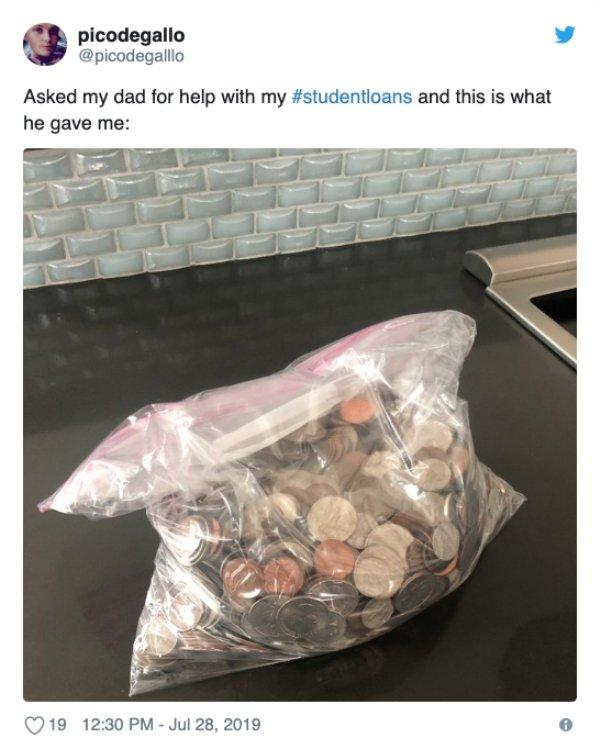 Student Loan Tweets