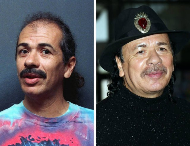 Famous Music Artists Then And Now