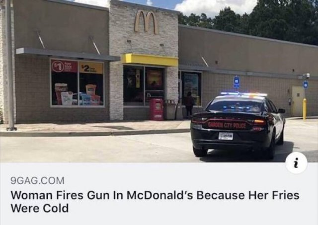 Only In The USA