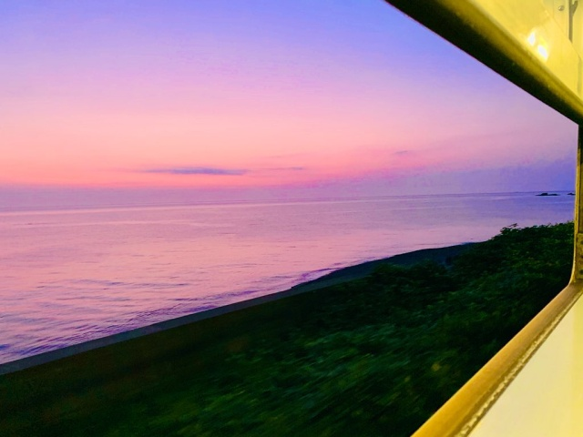The View From Japan's Gono Train