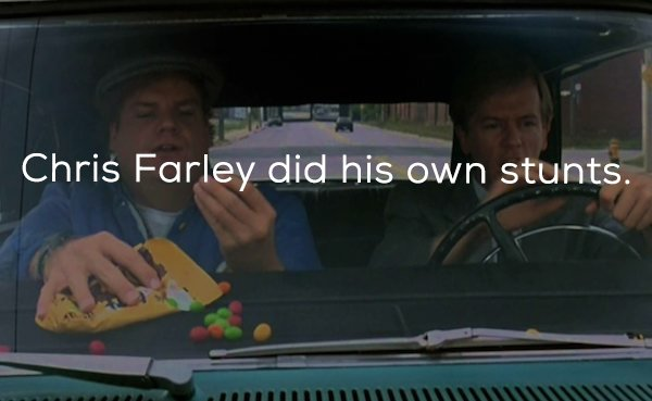 Tommy Boy Facts