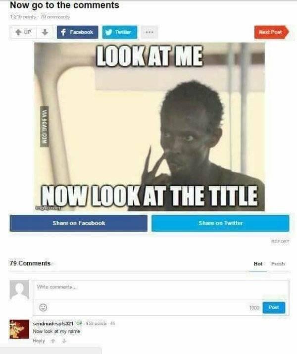 Interactive Memes