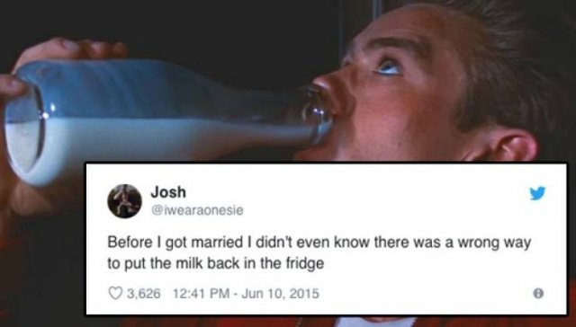 Tweets About Being Married