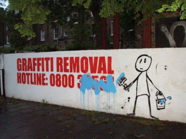 Really Good Vandalism