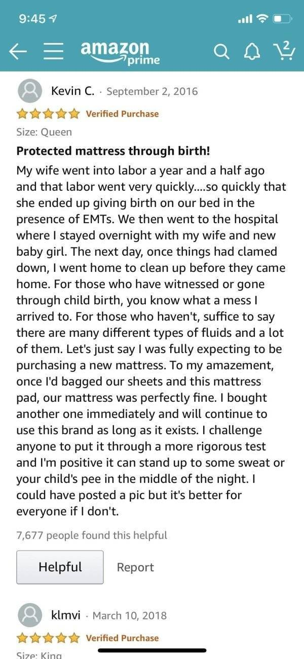 Funny Amazon Reviews, part 2