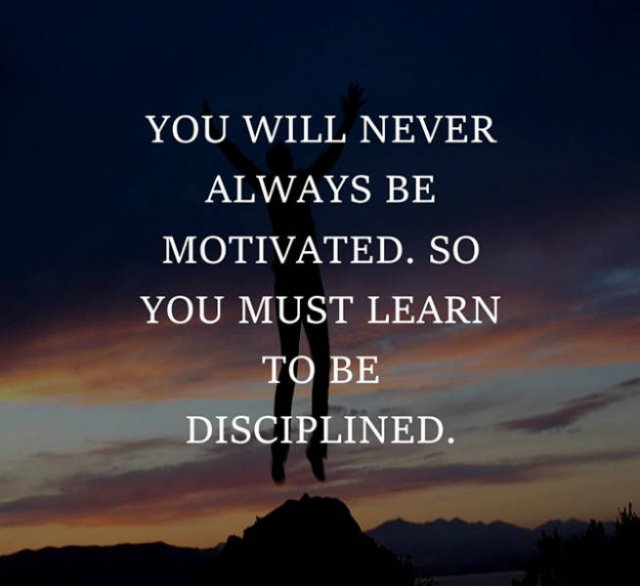 Your Daily Dose Of Motivation, part 25