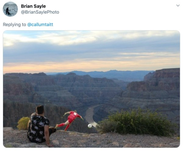 One Guy Asked The Internet To Remove His Ex From A Photo. And You Know What Happened Next