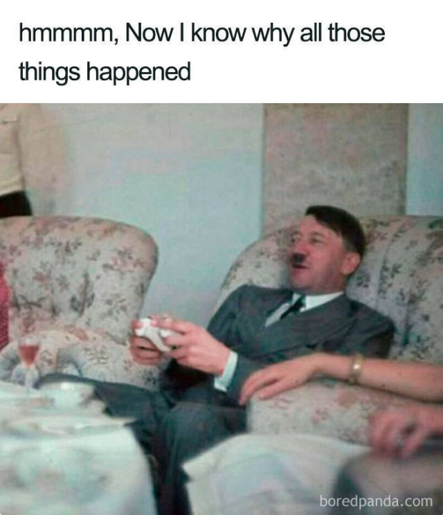 Memes That Make Fun Of The Idea That Video Games Cause Violence