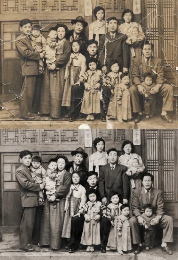 Old Photos Restored