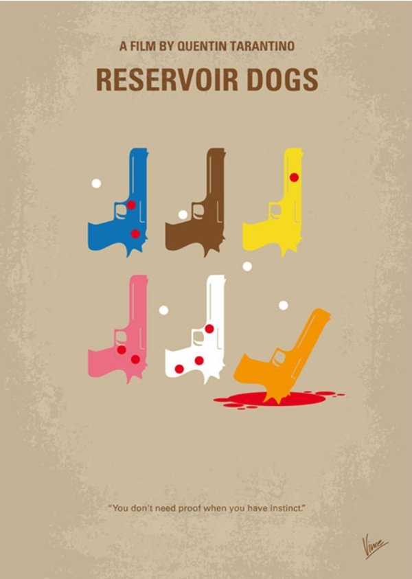 Amazing Minimalistic Movie Posters By A Dutch Artist Chungkong