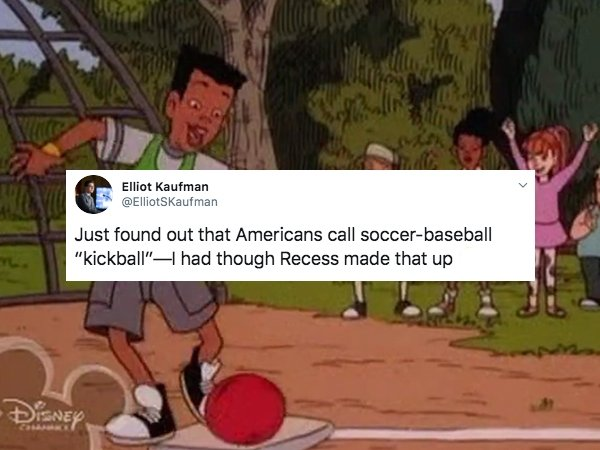 Things Non-Americans Don't Know About Americans
