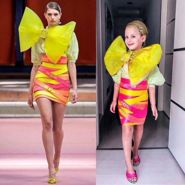 This Girl's Outfits Look Much Better Than Those Of Celebs And Models