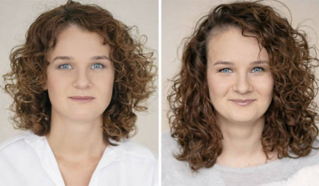 """Before And After Pregnancy. """"Becoming A Mother"""" By Vaida Razmislavičė"""