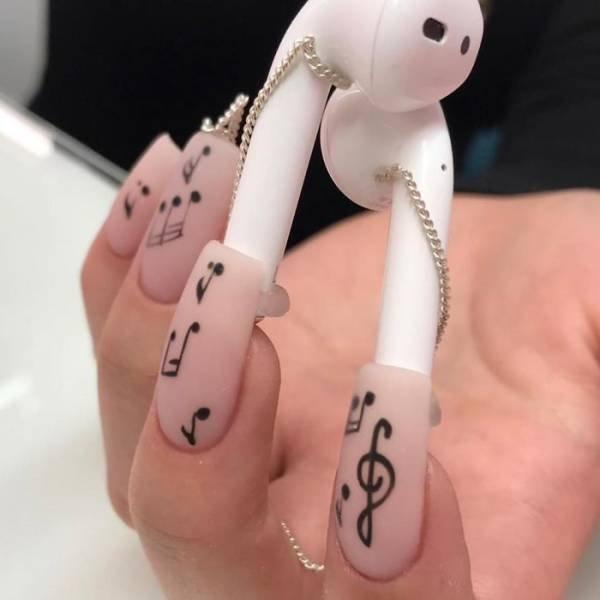 This Russian Nail Salon Makes The Weirdest Nails Ever