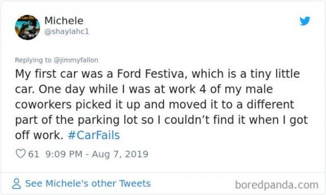 Car Fails, part 7
