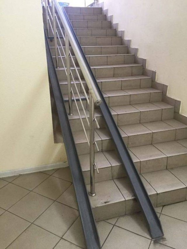 Wheelchair-Accessible? Well, Almost