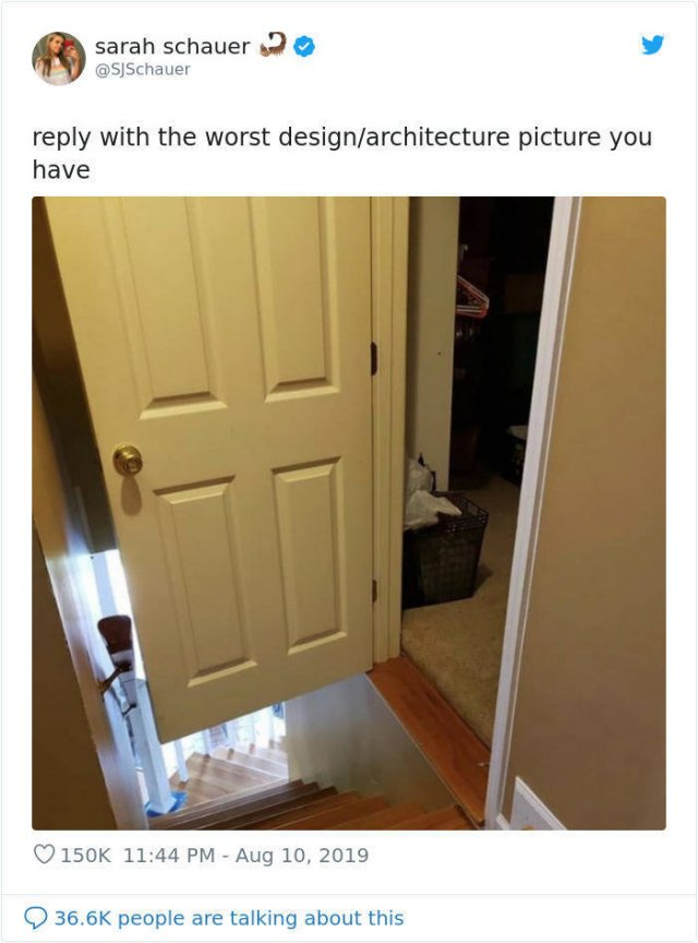 The Worst Architecture Designs