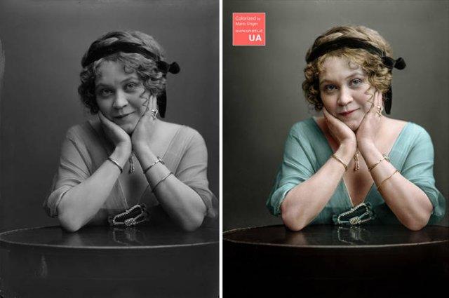 Colorized Vintage Photos