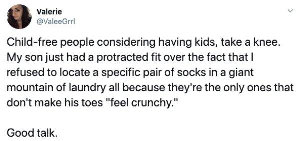Do We Really Need Kids?