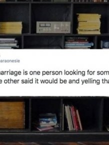Tweets About Marriage