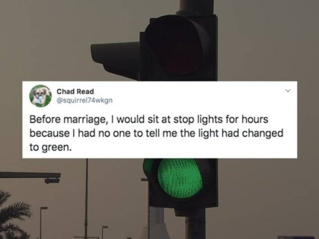Tweets About Marriage, part 5