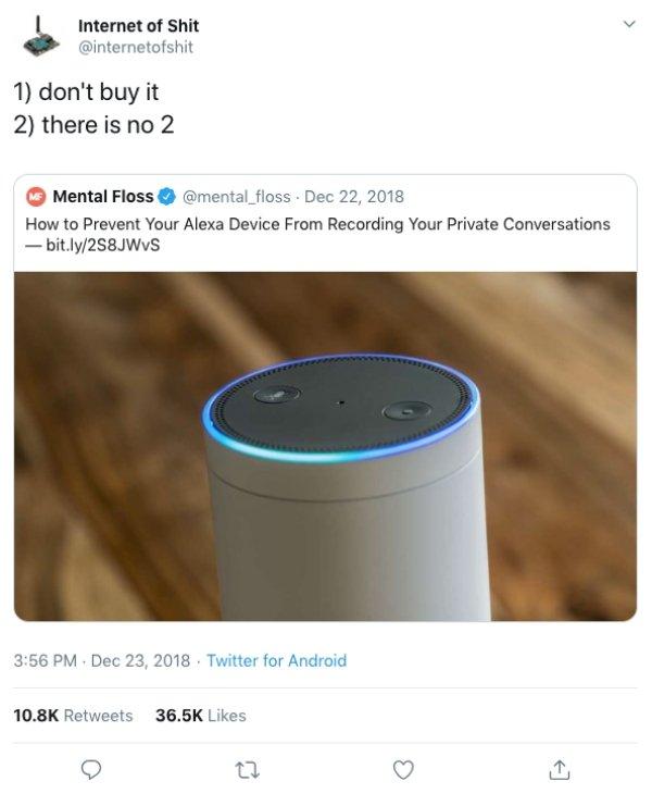 The Worst Part Of Modern Technologies