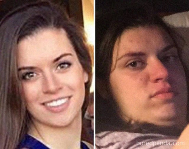 Same Girls Different Faces