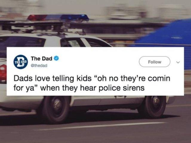 Dads Love Saying…