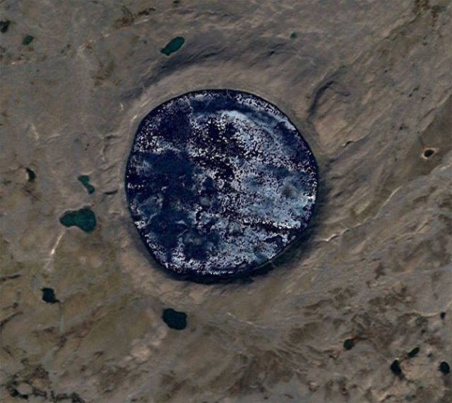 Interesting Things Found On Google Earth
