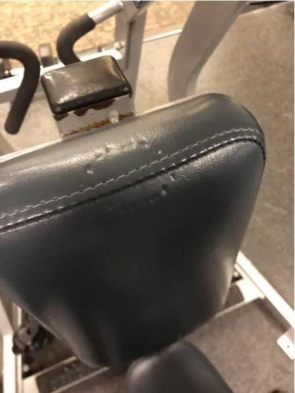 Gyms Can Be weird