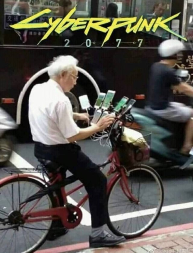Creative Ways To Use New Technologies. Or Maybe Not