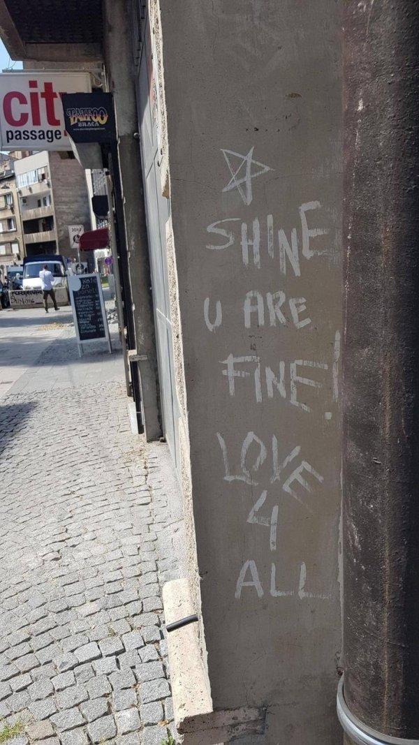 Examples Of Good Vandalism