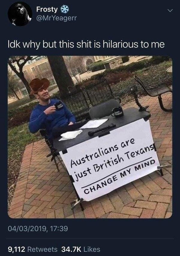 Welcome To Australia, part 6
