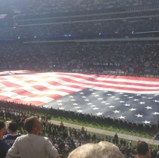 It's America!