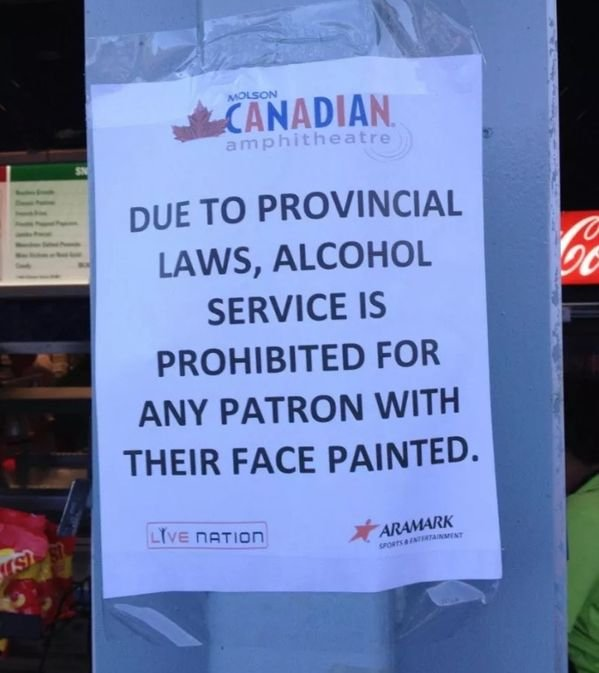 Only in Canada, part 8