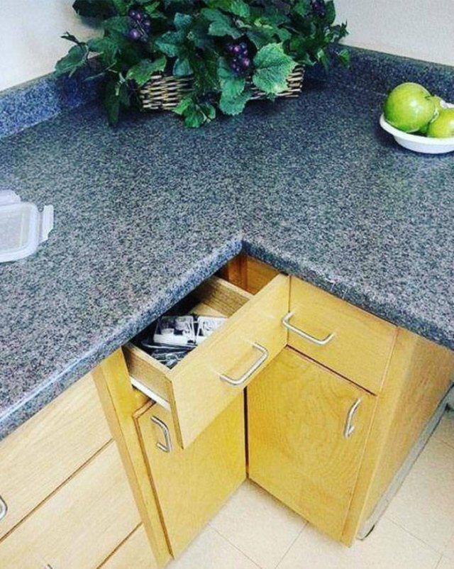 Very Unusual Kitchen Designs